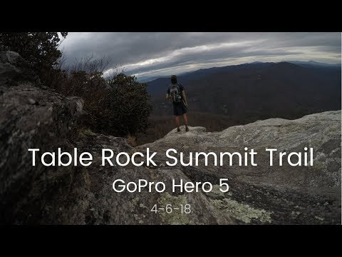 Table Rock Summit Trail - GoPro Hero 5