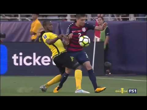 United States Vs Jamaica Gold Cup Final 2-1 Full Match