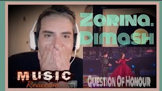 Download ZARINA Y DIMASH Question Of Honour Mp3 and Videos