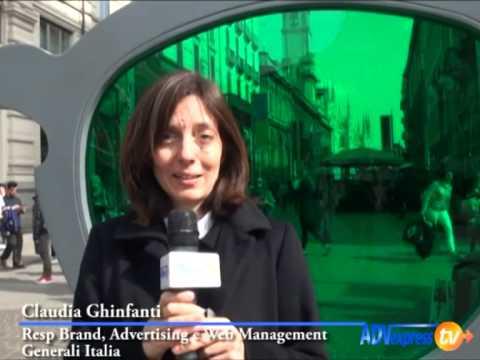 Generali Italia scende in piazza con Jwt per comunicare vicinanza e positività. Budget 10 mln