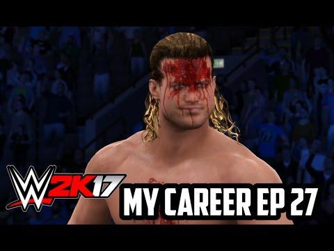 WWE 2K17 My Career Ep 27 : SHOCKING WIN & Kevin Owens vs Sami Zayn (WWE 2K17 My Career Episode 27)