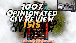 AOM 100% Opinionated Civ Review - Isis
