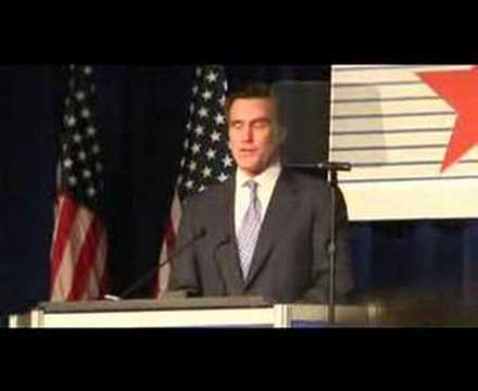 Mitt Romney Speech at CPAC: Part 2: