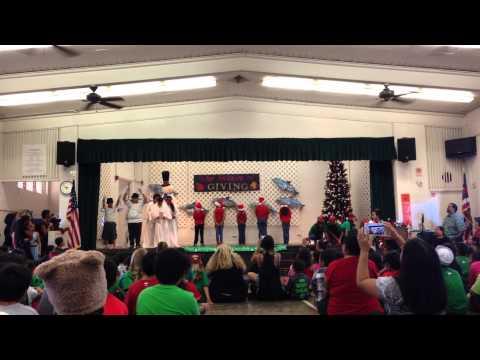 Kaunakakai Elementary School Christmas Pageant - Molokai