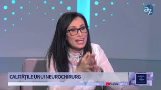 LEON DĂNĂILĂ, CEL MAI BUN NEUROCHIRURG DIN EUROPA - Oameni și păreri - cu Laura Manciu