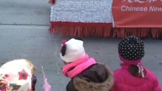 Chicago Chinatown Chinese New Year Parade 2015
