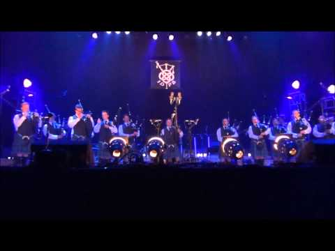 1  Ascension Reels   Inverary Pipe Band   2013 Royal Concert Hall