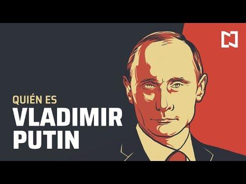 Vladimir Putin: Origen y trayectoria del presidente de Rusia