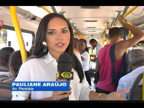 """Band Cidade - """"ônibus: maratona de Salvador até Camaçari"""""""