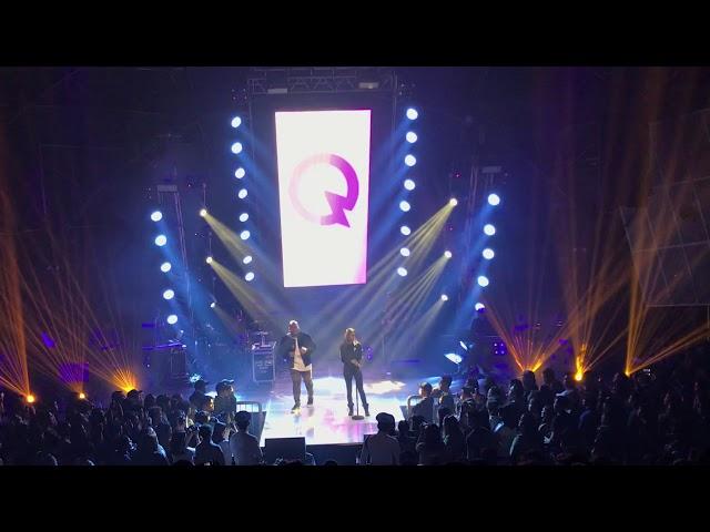 No Greater Love - Quest feat. Clara Benin #WinningMoment Concert at Samsung Hall