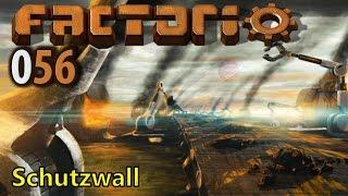 FACTORIO ► [056] Schutzwall ► Let