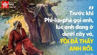Đài Phat Thanh Vatican Thứ Bảy 24.08.2019