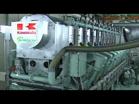 Kawasaki Heavy Industries Promo