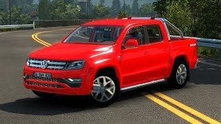 [ETS2 v1.35] Volkswagen Amarok V6