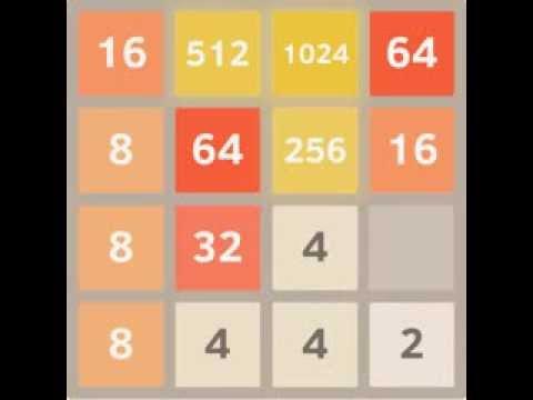 2048 Tile