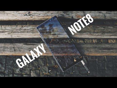 Samsung Galaxy Note8-ის განხილვა: Note სერიის ღირსეული დაბრუნება!