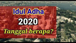 Idul Adha 2020 Tanggal Berapa?