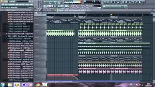 How to make a Nice Progressive House Track (Drop) in Fl Studio 11, FREE FLP DOWNLOAD