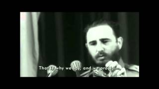 Fidel Castro speech in 1966