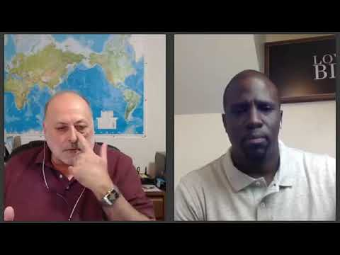 """""""FRIDAY MORNING CONVERSATIONS"""" with Dr. Bill (06-22-18) with guest, Pastor Kyle Butler"""
