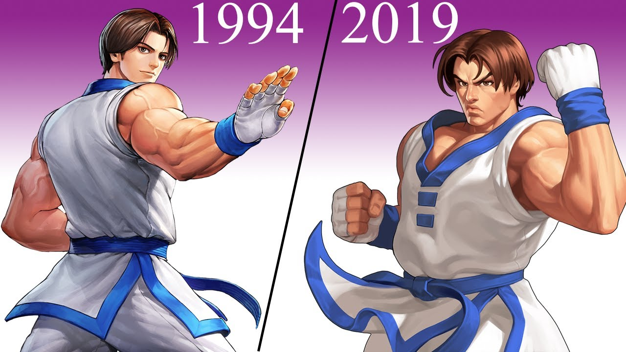 the evolution of kim kaphwan the king of fighters youtube the evolution of kim kaphwan the king of fighters