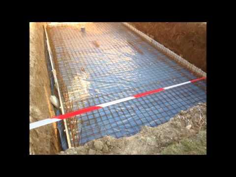 ferraillage piscine 2 ma onnerie martinez youtube. Black Bedroom Furniture Sets. Home Design Ideas