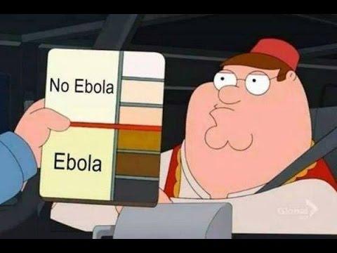 """Ebola (La La) ~~ Parody of Fergie """"LA Love"""" ~ Rucka Rucka Ali"""