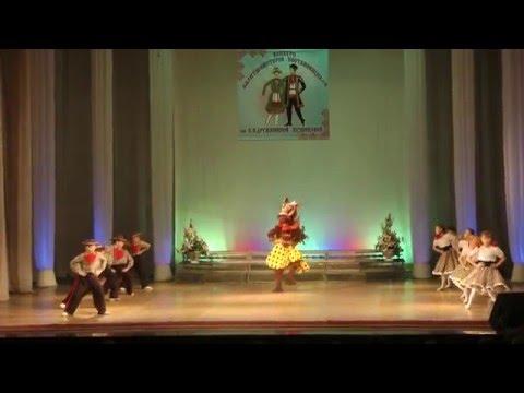танец петрова видео