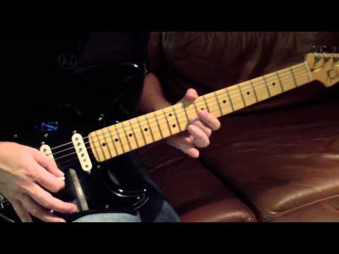 Wearing The Inside Out - Pink Floyd Guitar Solos