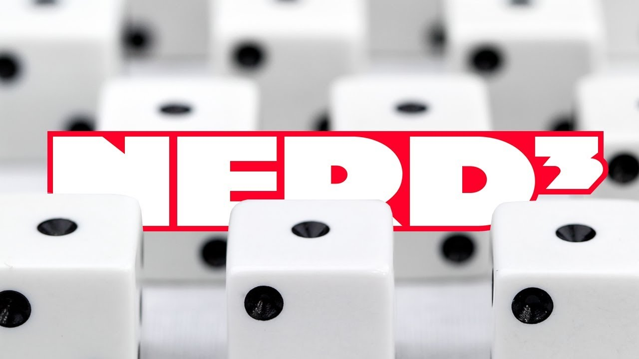 Nerd³ Rolled 35,547 Dice for Nothing - Dunno Dice Incremental