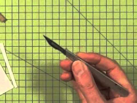 SCALPELS vs CRAFT KNIVES (choosing the best tool of the job) [Tips] [Design Modelling]