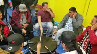 Black Lodge Mens Fancy @Kainai Education Powwow 2018