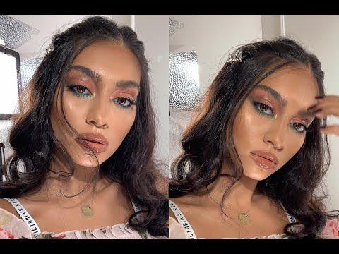 Эффект мокрых век: как сделать макияж с эффектом влажных век.