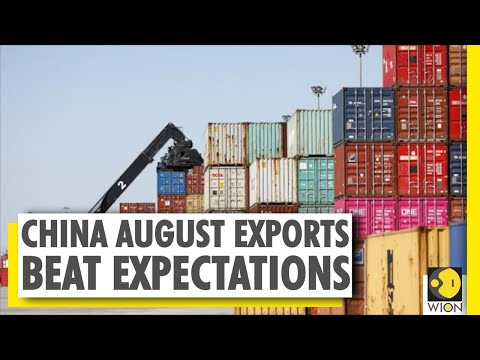 China's export grow significantly faster than Global trade | World News | WIOMN News