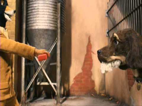 Fantastic Mr Fox Dog Scene Youtube