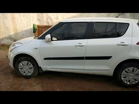 maruti swift VDI air filter cleaning(HINDI)