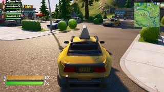 Drive a CAR NOW In FORTNITE Chapter 2 Season 3 (How To DRIVE A CAR In FORTNITE) YouTube Videos