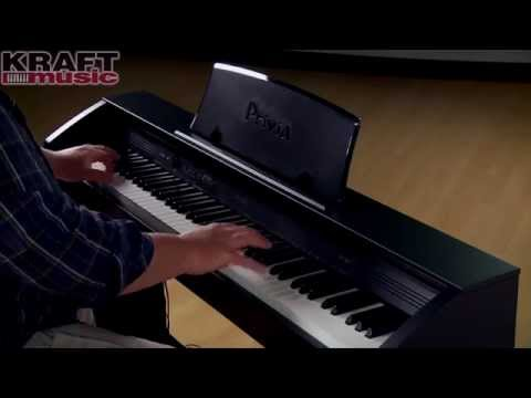 Kraft Music - Casio Privia PX-760 Digital Piano Demo with Adam Berzowski