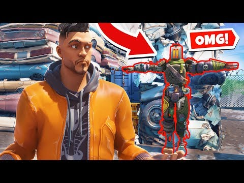 *BEST HIDING SPOT EVER* in HIDE N SEEK! Custom Gamemode in Fortnite!