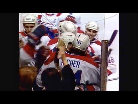 Habs-Blackhawks: Richer scores in OT 1990