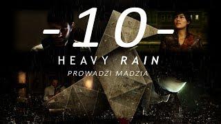 [PS4] Heavy Rain #10 - Klub golfowy / Jaszczurka / Zbieg / Aresztowanie
