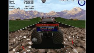 Monster Truck Madness 2 - Crazy