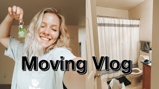 MOVING VLOG | MOVING OUT AT 18!