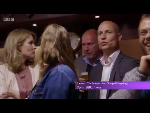 Did Stephen Kinnock just give us the best TV moment of 2017?