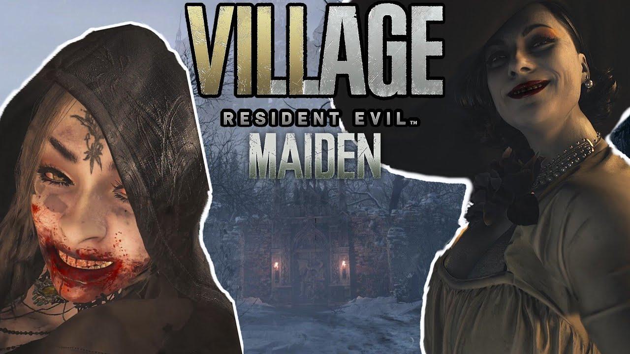 Resident Evil 8 Vampire Lady Art : F Hyrsieldx4bm : Become ...