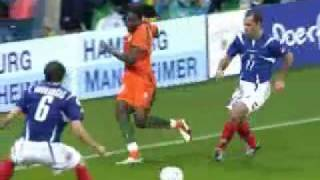 Costa de Marfil v/s Serbia-Montenegro, Alemania 2006 (PEPELOTAS)