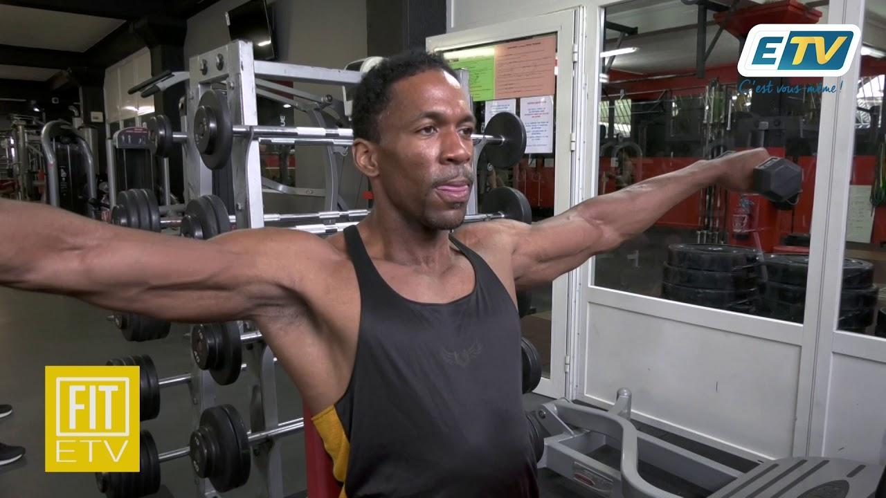 ETV FIT: Muscler ses épaules