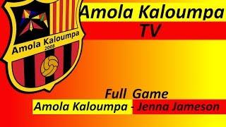 Amola Kaloumpa - Jenna Jameson 3-4 (12.11.2013)