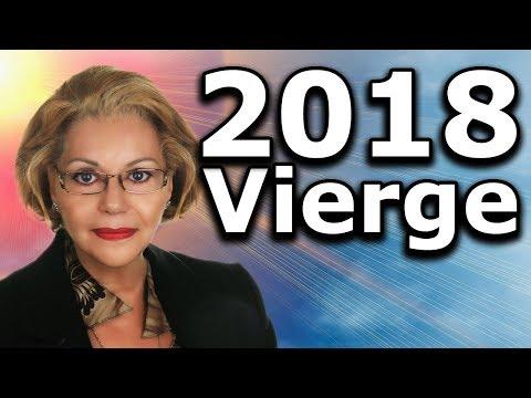 Horoscope 2018 Vierge