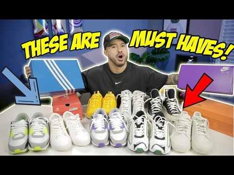 2020 BEST AFFORDABLE SNEAKERS OUT RIGHT NOW!